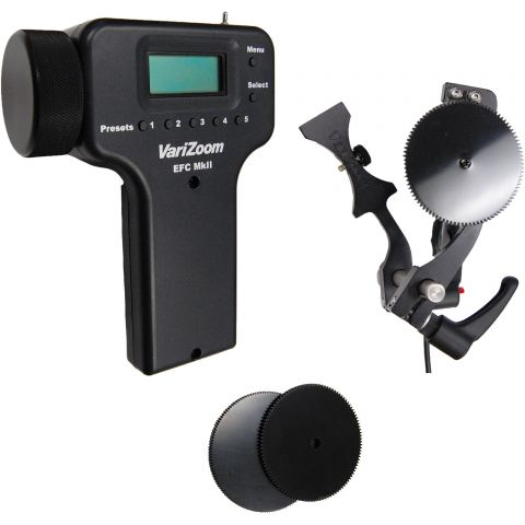 VariZoom Wired Electronic Focus Control for Canon and Fujinon ENG Lenses by VariZoom