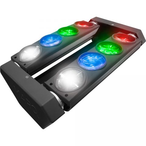 Marq Ray Tracer Quad Dual-Tilt Multi-Color Multi-Beam Light by MARQ