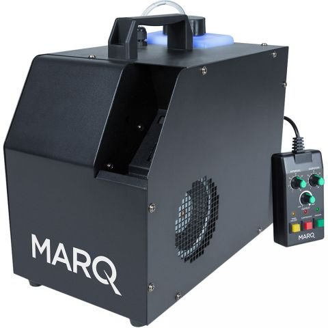 Marq Haze 800 DMX Water-based Hazer with Advanced Programming and Selectable Output by MARQ