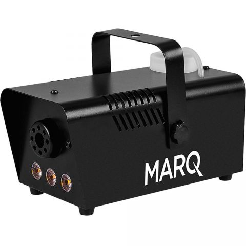 Marq Fog 400 LED Quick-Ready Water-based Fog Machine in Black by MARQ