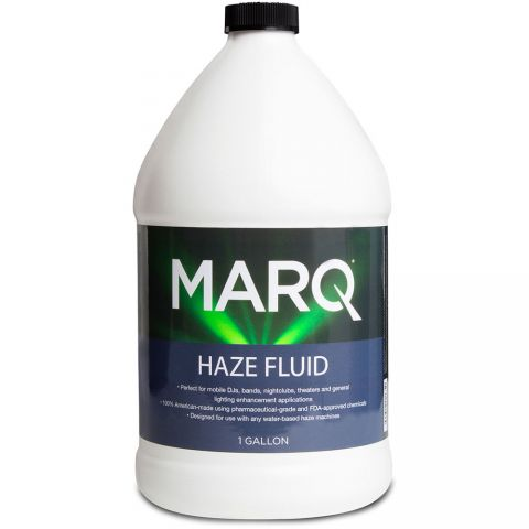Marq Water-Based Haze Fluid (1 Gallon) by MARQ