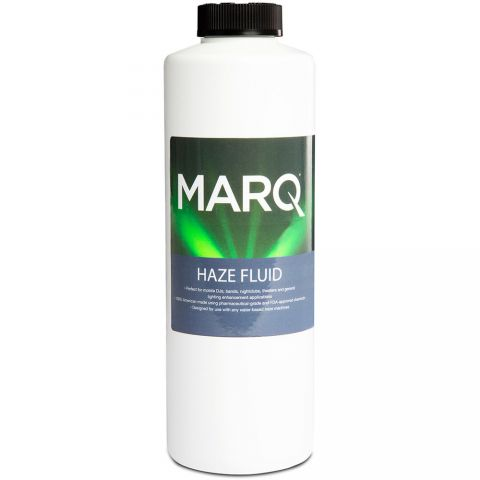 Marq Water-Based Haze Fluid (1 Quart)  by MARQ