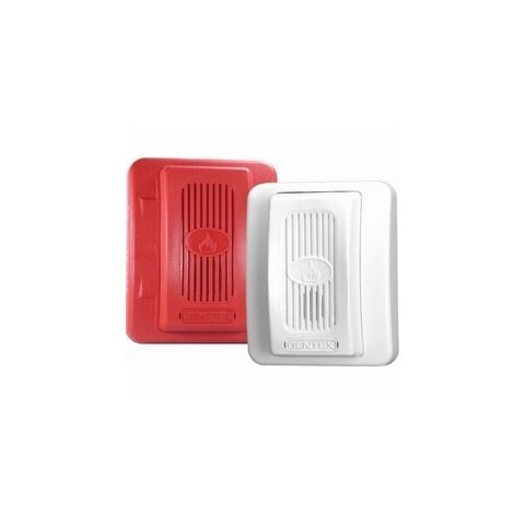 Bosch GEH12WR Horn, 12 V, Wall/Ceiling Mount, Red by Bosch Security
