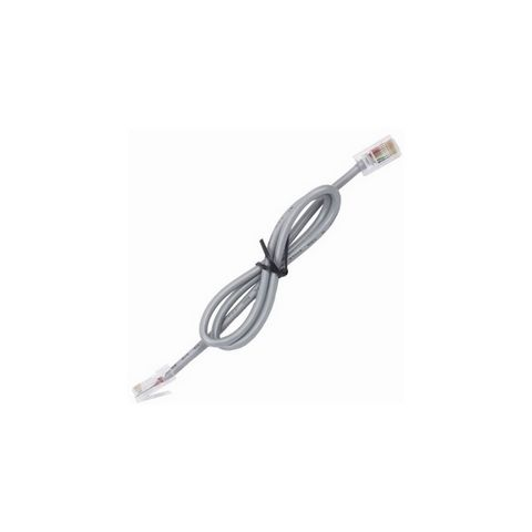 Bosch D162 Phone Cord - 2 ft. Dual Modular by Bosch Security