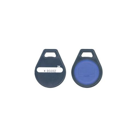 Bosch ACT-IC2K26-10 Contactless token with smart card technology programmed to Wiegand 26-bit format; 2 kb (256 byte) with two application areas by Bosch Security