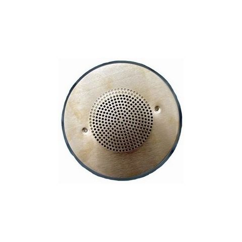 Bosch E90-N Speaker, 2W Round, Ceiling, Nickel by Bosch Security