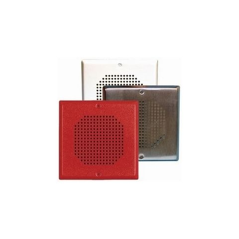 Bosch E70-R Speaker, Square, Wall, Ceiling, Red by Bosch Security