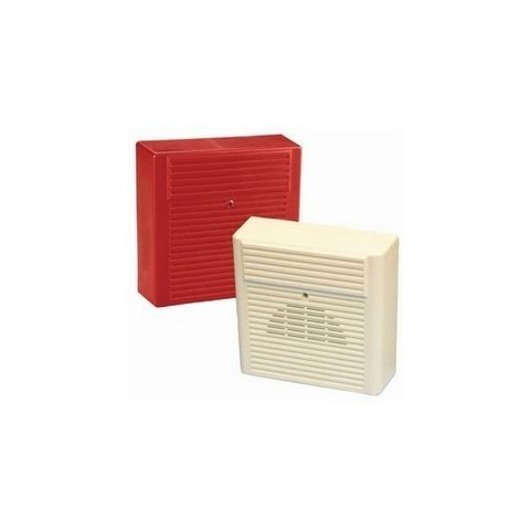 Bosch AH-24WP-R Horn Syncronized, Weatherproof, 24 V, Red by Bosch Security