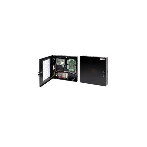 Bosch APC-AEC21-UPS1 Access Easy Controller 2.1 Main Enclosure, PSU1; Includes CPU board, 4 Wiegand reader interface, power supply, CompactFlash card, quick start guide and manuals by Bosch Security