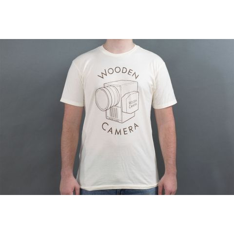 Wooden Camera Wooden Camera T-Shirt  by Wooden Camera
