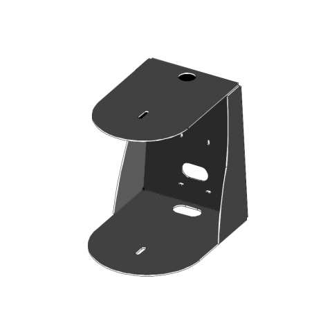 VADDIO 535-2000-044 ROBOTRAK DOUBLE DECKER WALL MOUNT by Vaddio