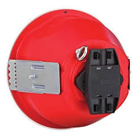 Bosch LC4-MFD Metal Fire Dome for LC4 Series Loudspeakers, Flame Red  by Bosch