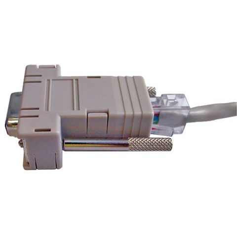 VADDIO 998-1001-232 ADAPTER CONTROL DB-9M TO RJ-45F by Vaddio