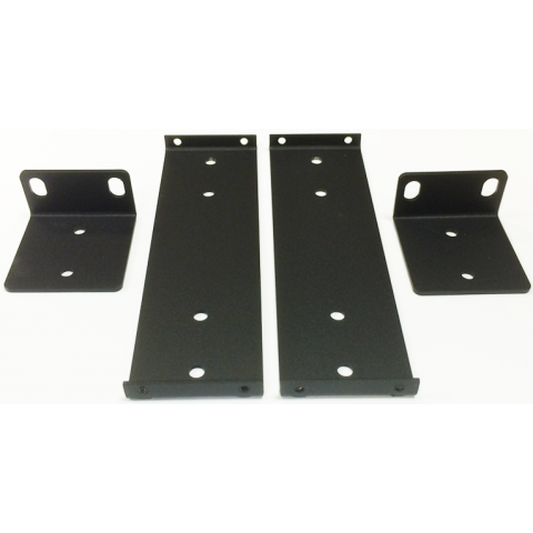 VADDIO 998-6000-006 1/2 RACK MOUNTING FOR TWO ENCLOSURES by Vaddio