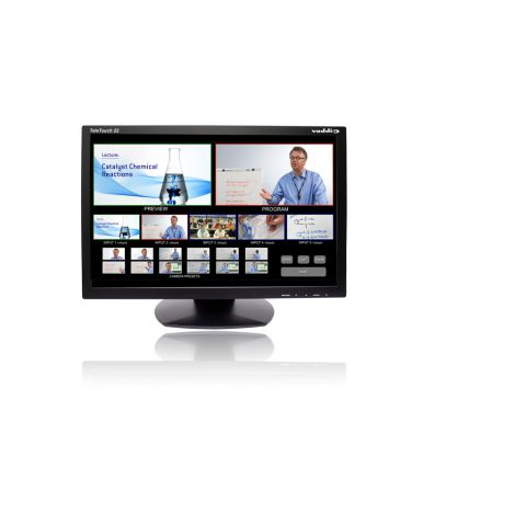 """VADDIO 999-5520-022 Teletouch 22"""" Touch Screen System by Vaddio"""
