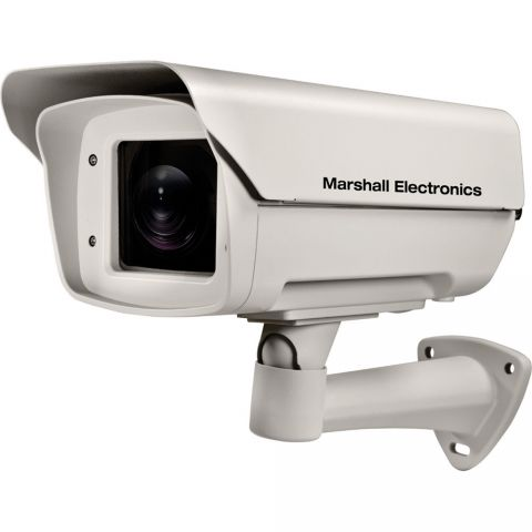 Marshall Electronics BAV-CV-H20-HF Compact Weatherproof Outdoor Camera Housing with Fan & Heater  by Marshall Electronics