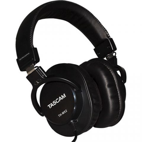 Tascam TH-MX2 Mixing Headphones by Tascam