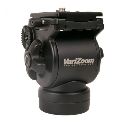 VariZoom ChickenHead Flat Base Fluid Head by VariZoom