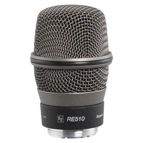 Electro-Voice RC2-510 Supercardioid Condenser RE510 Microphone Cartridge for REV Series H/PH Handheld Transmitters  by Electro-Voice