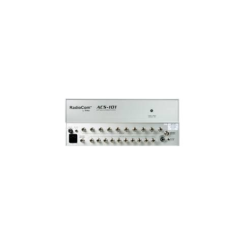 Telex RTS ACS-101 120V/US Broadband UHF Antenna Combiner/Splitter, 614 746MHz and 470 870MHz Frequency Range Antenna Splitter and Antenna Combiner  by Telex