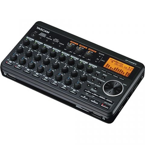 Tascam DP-008EX 8-Track Digital Pocketstudio by Tascam