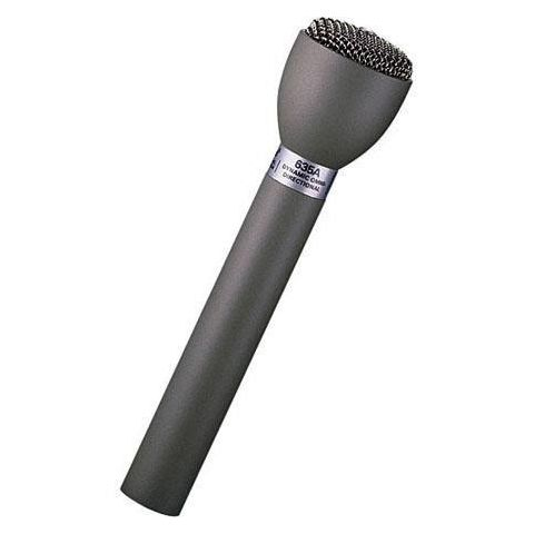 Electro-Voice 635A/B Omni-Directional Handheld Dynamic ENG Microphone, Black  by Electro-Voice