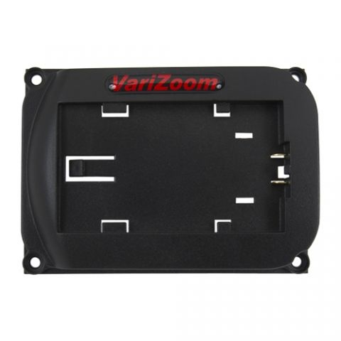 VariZoom Panasonic Battery Plate for VZM5 and VZM7 Monitors by VariZoom