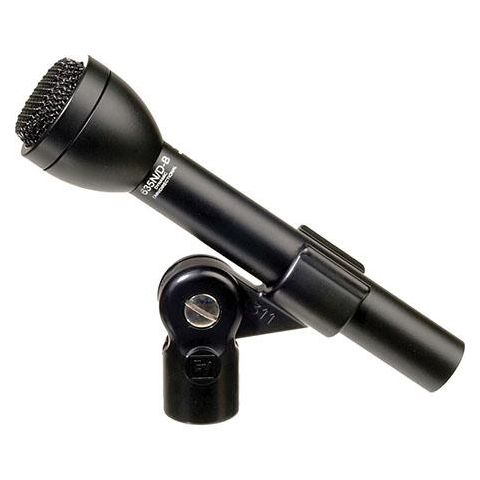 Electro-Voice 635N/D Omni-Directional Classic Handheld Interview Microphone with N/DYM Capsule, 80-13000Hz Frequency Response, 150 Ohms Impedance, Black  by Electro-Voice