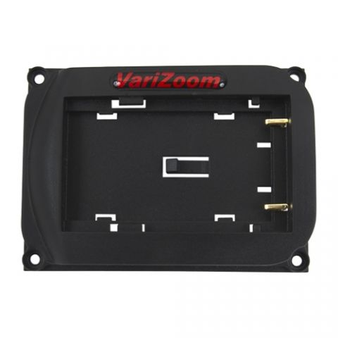 VariZoom JVC Battery Plate for VZM5 and VZM7 Monitors by VariZoom