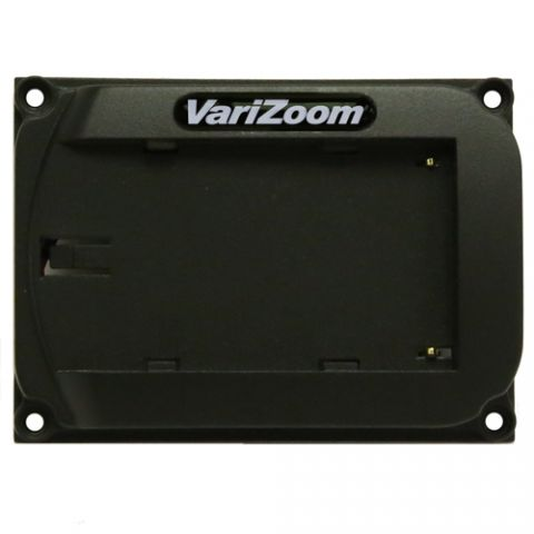 VariZoom Canon BP Series Battery Plate for VZM5 and VZM7 Monitors by VariZoom