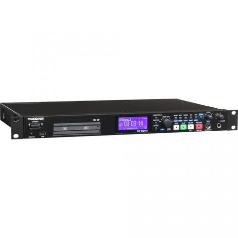 TascamSS-R200 Solid State Digital Audio Recorder  by Tascam