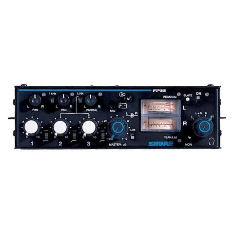 Shure FP33 3-Channel Stereo Mixer  by Shure