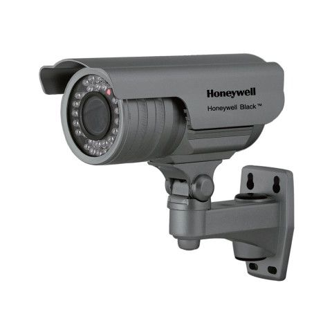 Honeywell CABC600PI30-W 600TVL High Resolution IR Outdoor Vari-focal Bullet Camera (PAL) by Honeywell