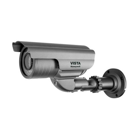 Honeywell CABC600PI50-WC 600TVL High Resolution IR Outdoor Vari-focal Bullet Camera (PAL) by Honeywell