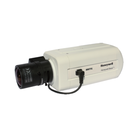 Honeywell CABC600PT 600TVL High Resolution TDN Box Camera (PAL) by Honeywell