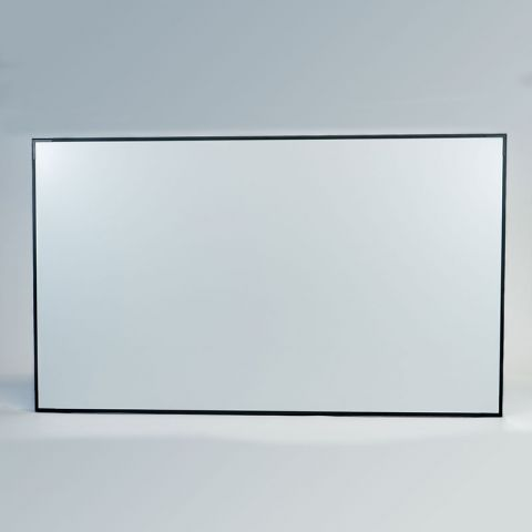 "Draper 254253SC Profile+ Projection Screen Tensioned Screens, 255"", 16:10, ClearSound NanoPerf XT800V by Draper"
