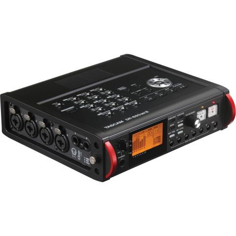 Tascam DR-680MKII PORTABLE DIGITAL RECORDER by Tascam