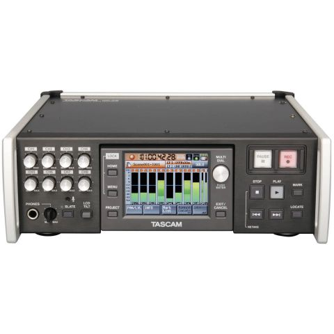 Tascam HS-P82 PORTABLE MULTI TRACK RECORDER by Tascam