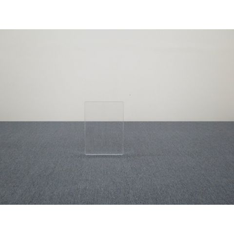 "ClearSonic A1824x1 18"" wide x 24"" high, 1-section Add-On Acrylic Panel w/Hinge by ClearSonic"