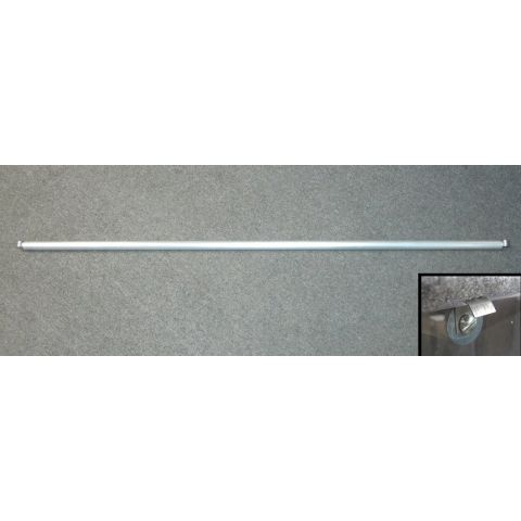 """ClearSonic BAR Standard 2-section Aluminum Support Bar, 60"""" to 96"""" by ClearSonic"""