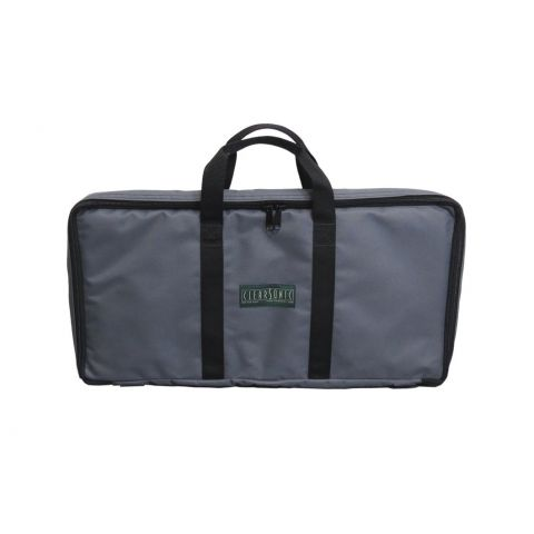 ClearSonic C1224 Zippered & padded soft case for up to 7 panels of A1224 or AX2412 Acrylic Panel by ClearSonic