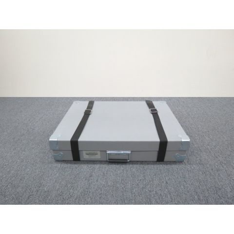 ClearSonic CH2418 Hard shell case for up to 7 panels of A1824 or AX2418 Acrylic Panel by ClearSonic