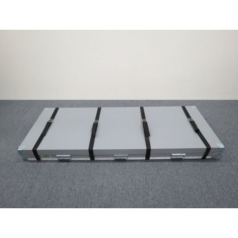 ClearSonic CH2466 Hard shell case for up to 7 panels of A2466 Acrylic Panel by ClearSonic