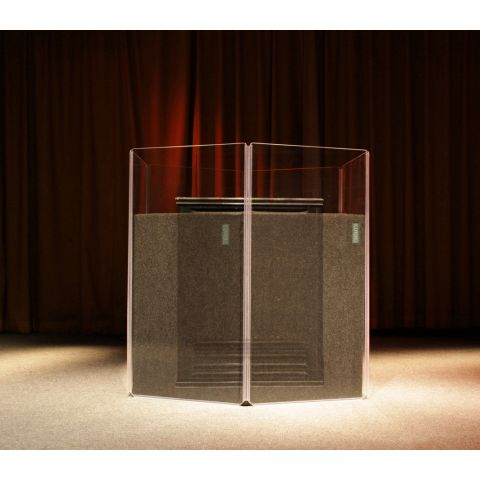 ClearSonic LP1 LesliePac 1 for Leslie Speaker Cab: (1) A2448x6, (6) S2233 by ClearSonic