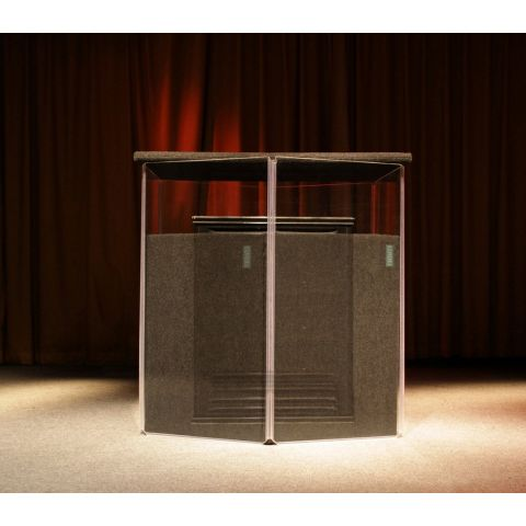ClearSonic LP2 LesliePac 2 for Leslie Speaker Cab: (1) A2448x6, (6) S2233, (1) S2448 by ClearSonic