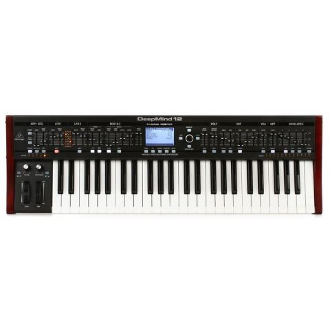 Behringer DEEPMIND12 True Analog 12-Voice Polyphonic Synthesizer  by Behringer