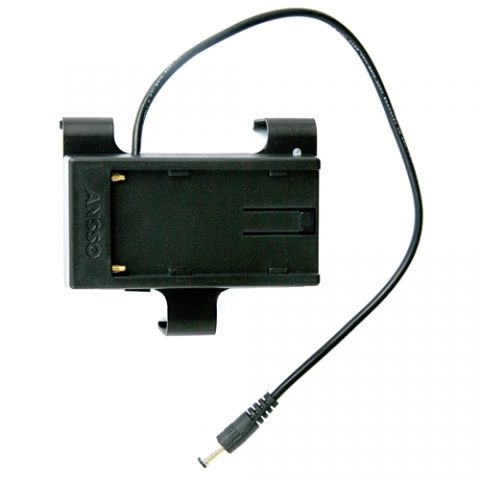 VariZoom 600.0025 Battery Adapter for Matchbox w/ Sony NP-F style by VariZoom