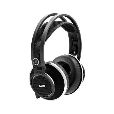 AKG K812 PRO superior reference headphones by AKG
