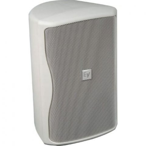 "Electro-Voice ZX1i-90TW 2-Way 8"" 200W In/Outdoor Weatherized Installation Speaker, Single, White by Electro-Voice"