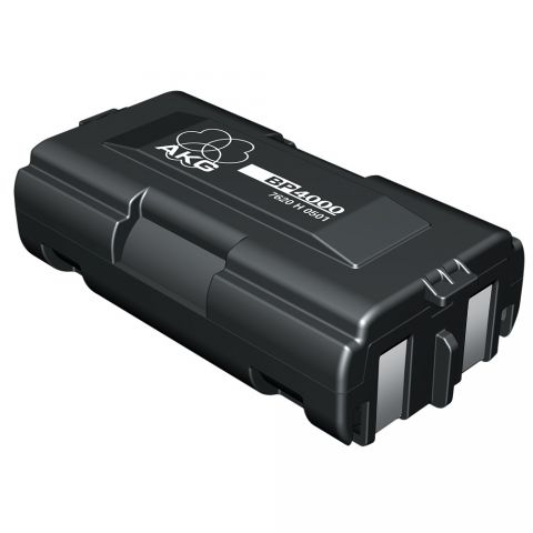 AKG BP4000 Rechargeable battery pack for WMS4500/IVM4500 by AKG